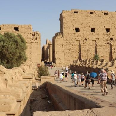 Temples at Karnak (2)