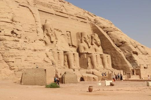 Abu Simbel Exterior (1)