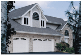 tradition series residential garage doors