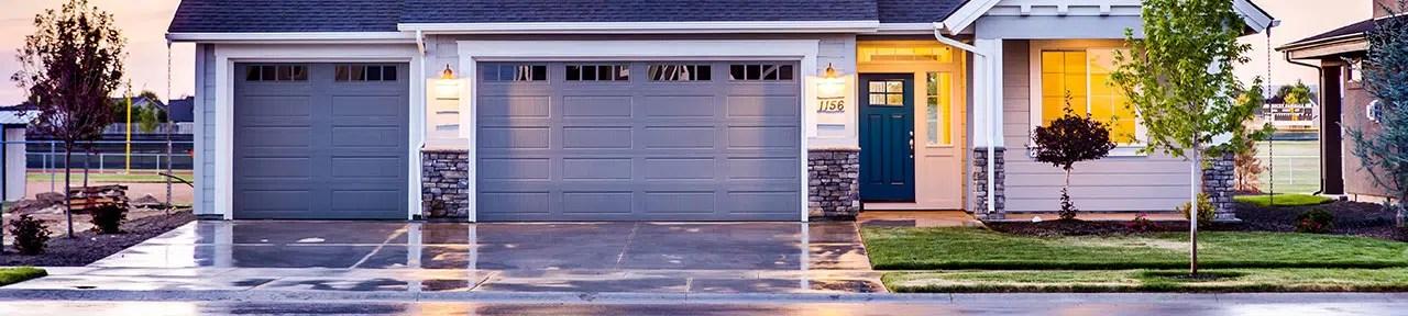 Quality Residential Garage Doors in Wenatchee | Robbins Garage Door
