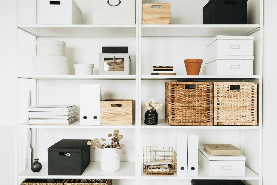 Top Ten Organizing Tips