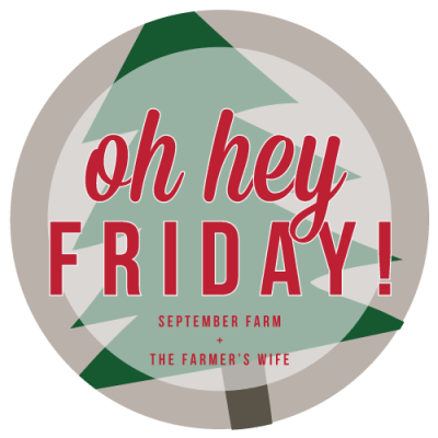 """Oh Hey, Friday!"""""""
