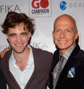 Rob and GO Campaign founder Scott Fifer at the 2014 GO GO Gala.