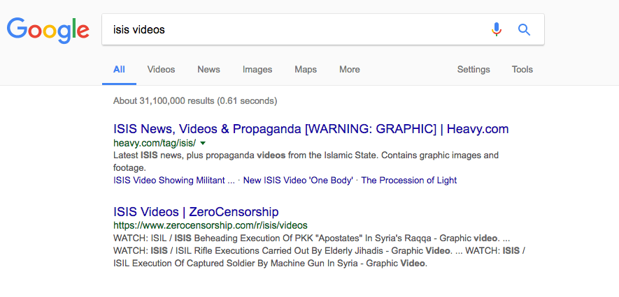 Can YouTube stop putting ads next to ISIS videos? - Rob Blackie