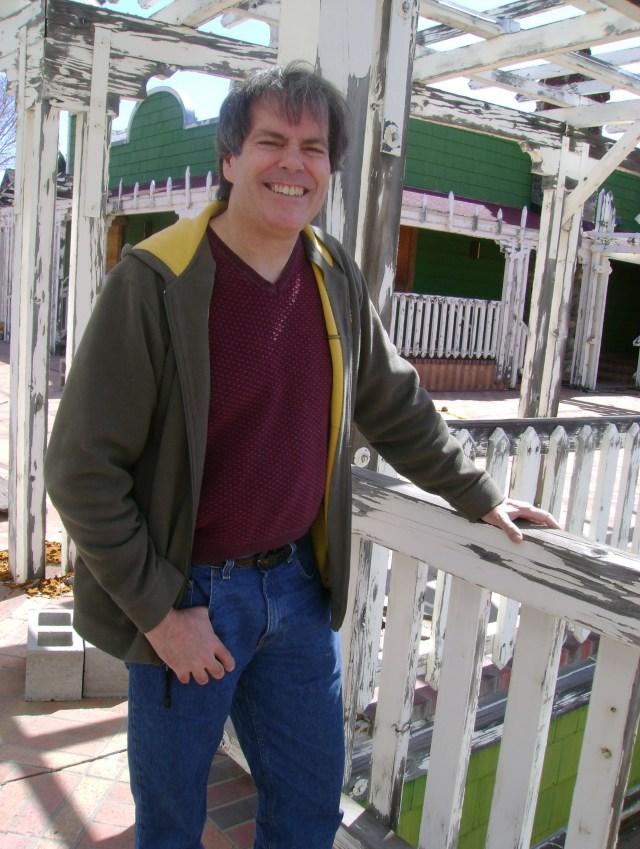 Robb Lightfoot photo outside of Reno