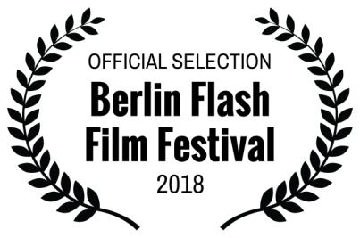 laurel for Berlin Flash Flash Festival