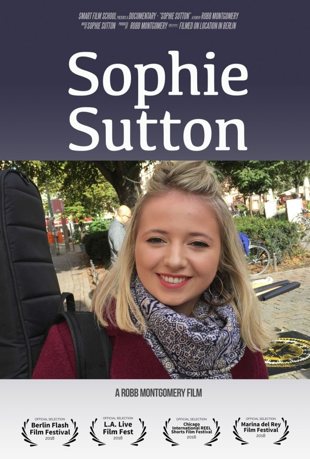 Sophie Sutton smartphone film at film festivals