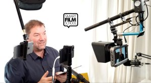 Robb teaching online - mobile video production
