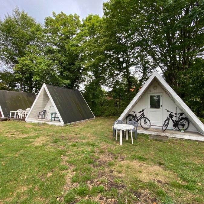 Bike cabins in Denmark