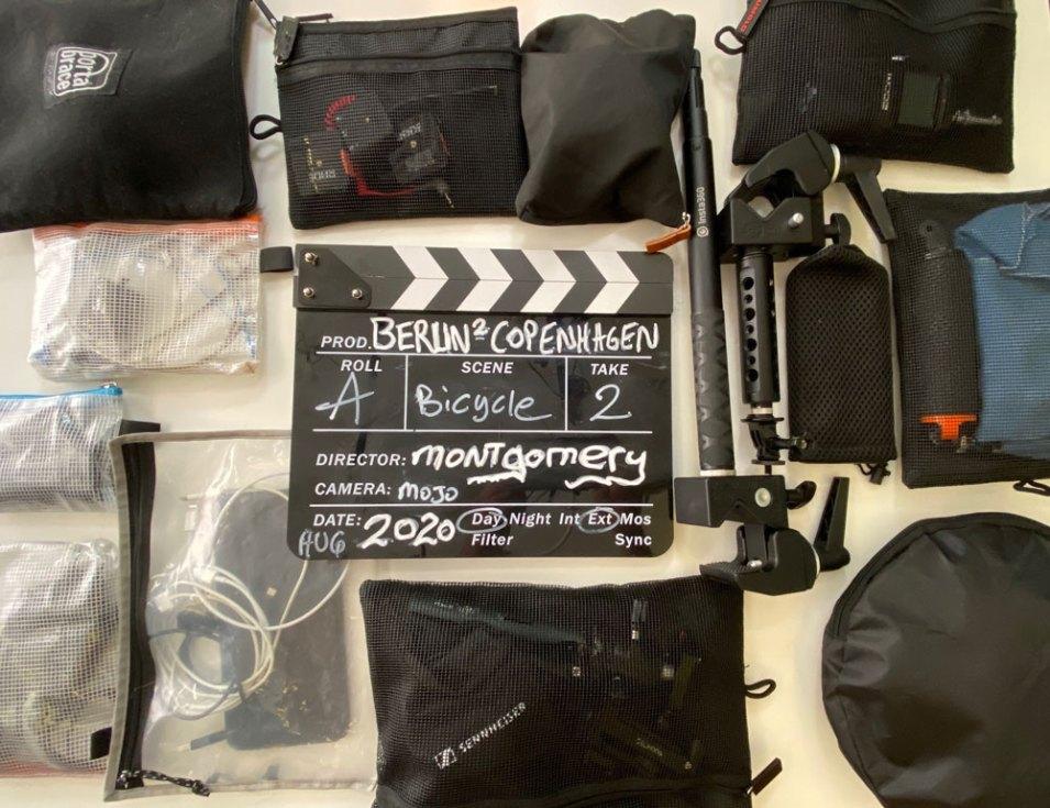 mobile filmmaking gear