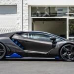The Lamborghini Centenario Begins U S Delivery Robb Report