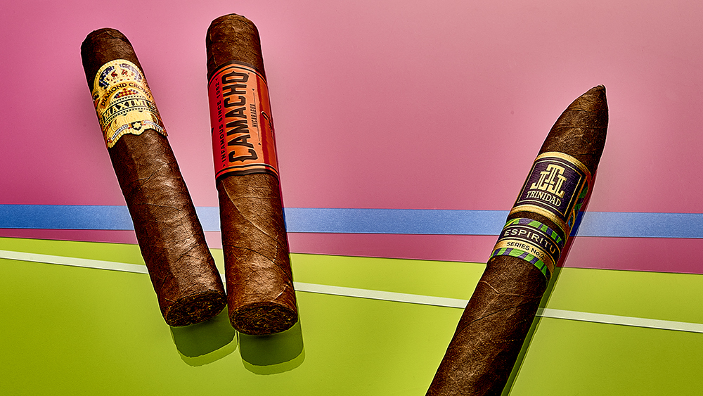 J.C. Newman Cigars, Camacho Nicaragua Cigars, Trinidad Espiritu Cigars