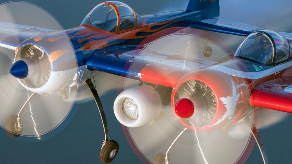 02 avio%CC%81n - El Yak 110 es lo que obtienes cuando combinas dos aviones