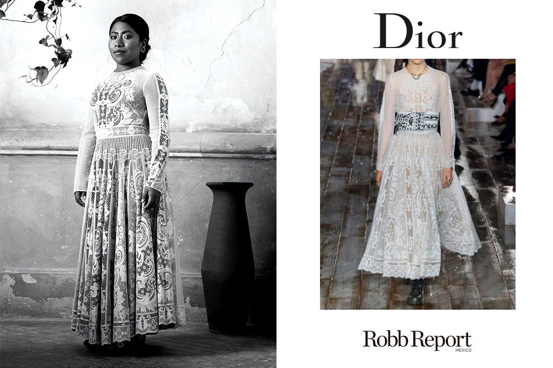 03 Dior Marcas - Estas son las marcas favoritas de lujo de Yalitza Aparicio