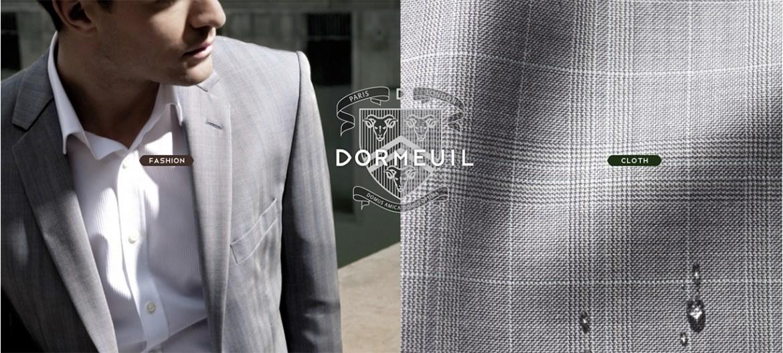 1. Dormeuil - 5 exclusivas marcas de trajes para ti