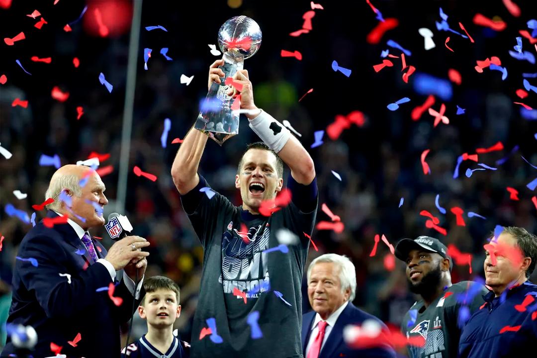 1 17 - Tom Brady tiene dos de los anillos más costosos en la historia de la NFL