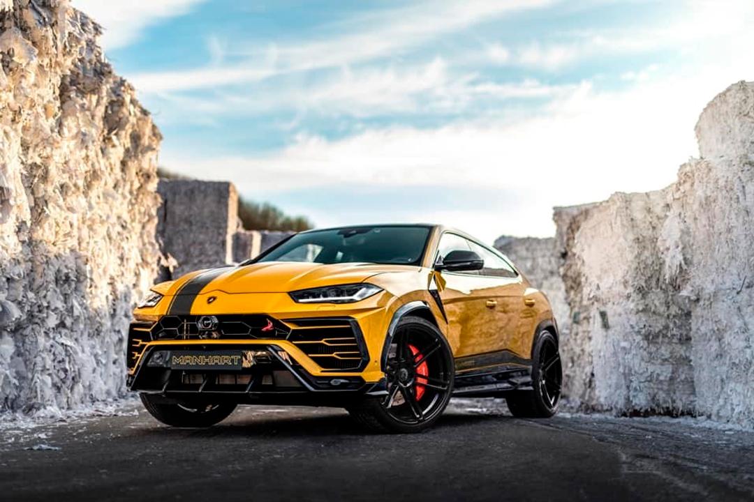1 26 - Esta Lamborghini Urus es más potente que un Aventador SVJ