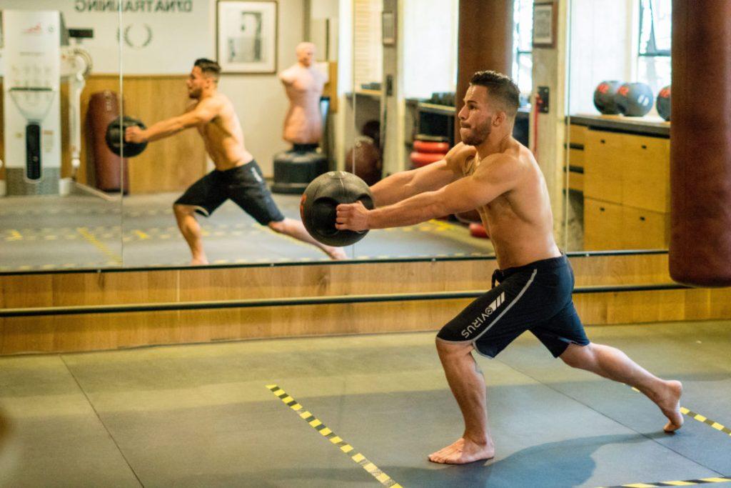 DYNA Training, el centro de preparación física integral