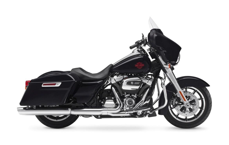 1366 2000 1 - Electra Glide Standard de Harley-Davidson, diseñada para recorrer horas de camino