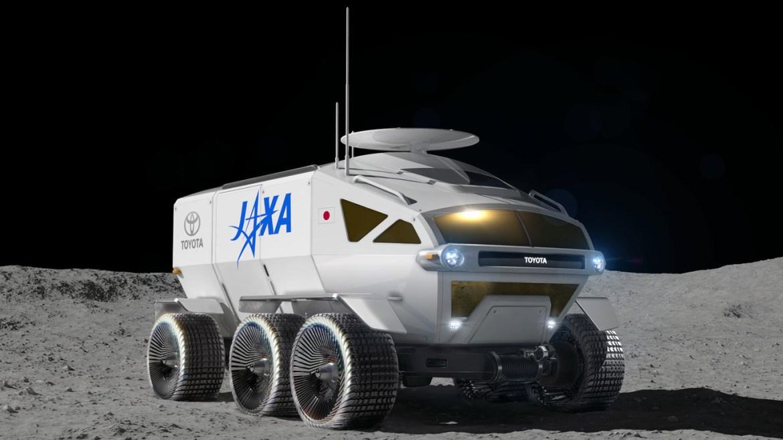 1366 2000 3 - Los astronautas llegarán en una Toyota a casi cualquier parte de la Luna