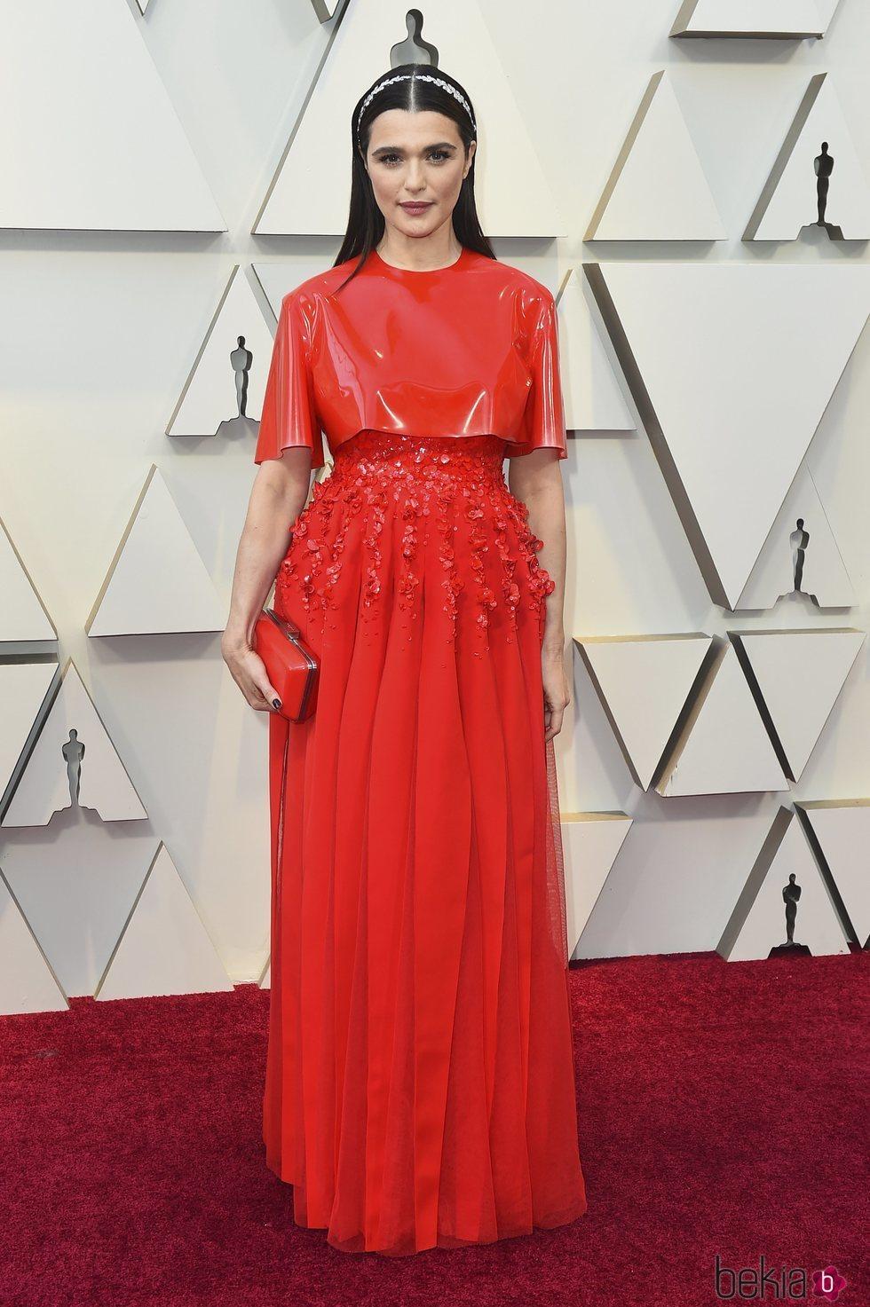 140196 rachel weisz alfombra roja premios oscar 2019 - Nuestros favoritos y no tan favoritos de la red carpet en los Oscar 2019