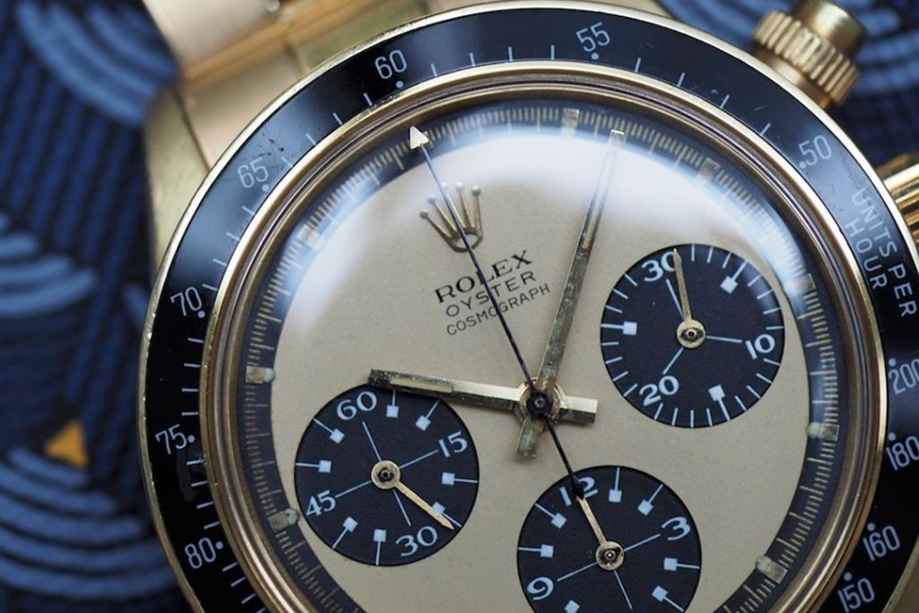 1969 Paul Newman Daytona %E2%80%9CThe Legend%E2%80%9D 1024x683 - Top 5: Los Rolex más caros del planeta ?