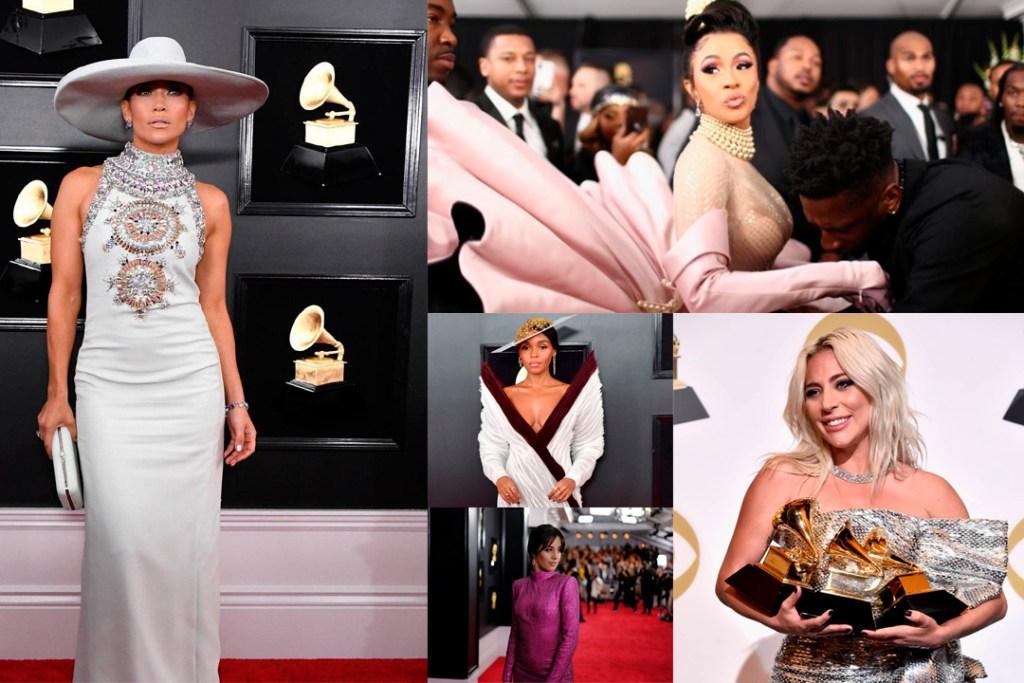 Las joyas más increíbles que vimos en los Grammy