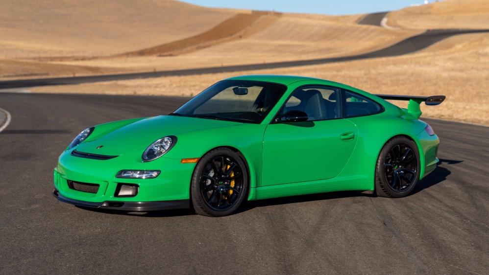2008 porsche 997 gt3 rs 41 mm - El fundador de WhatsApp pone a la venta su colección de autos Porsche