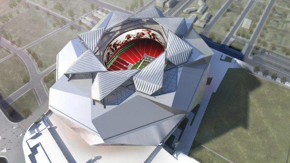 22729 6 - Todo lo que debes saber sobre el Mercedes-Benz Stadium
