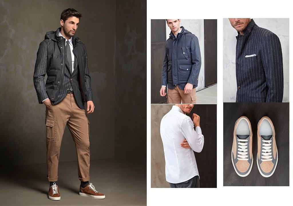 2 Look  1024x720 - Tres looks de Brunello Cucinelli para el gentleman de 30