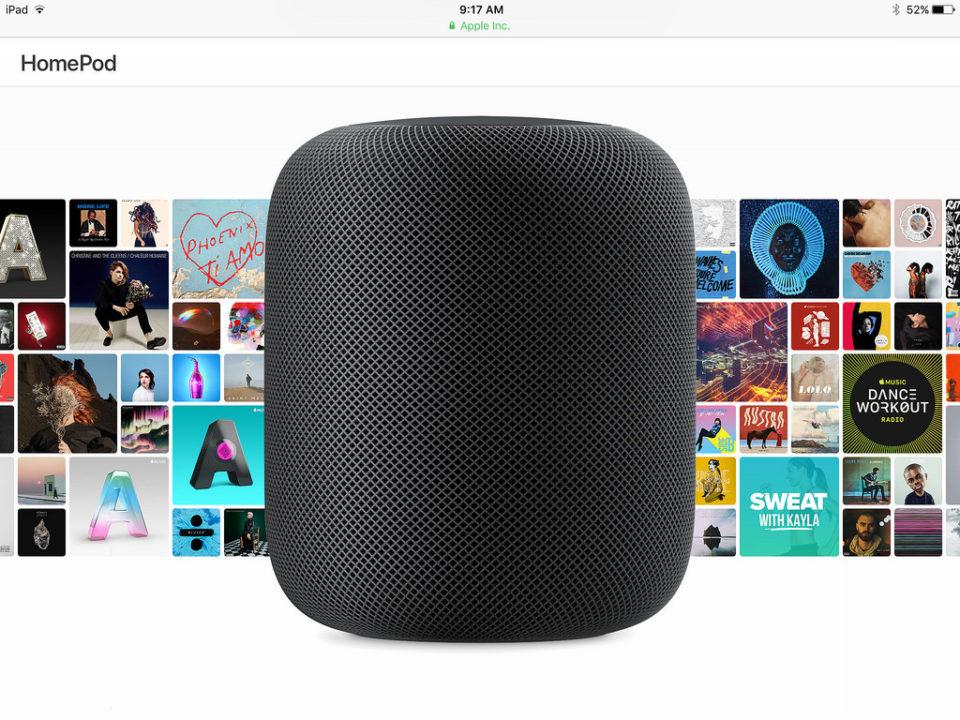 Cinco razones por las que necesitarás el HomePod de Apple en tu hogar