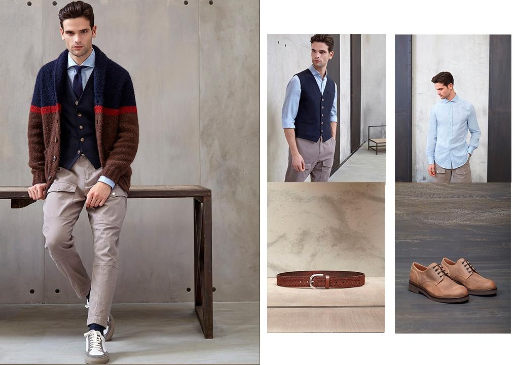 3 look  1024x720 - Tres looks de Brunello Cucinelli para el gentleman de 30
