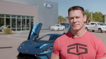 450 1000 - El Ford GT de John Cena nuevamente a subasta ¿La tercera es la vencida?