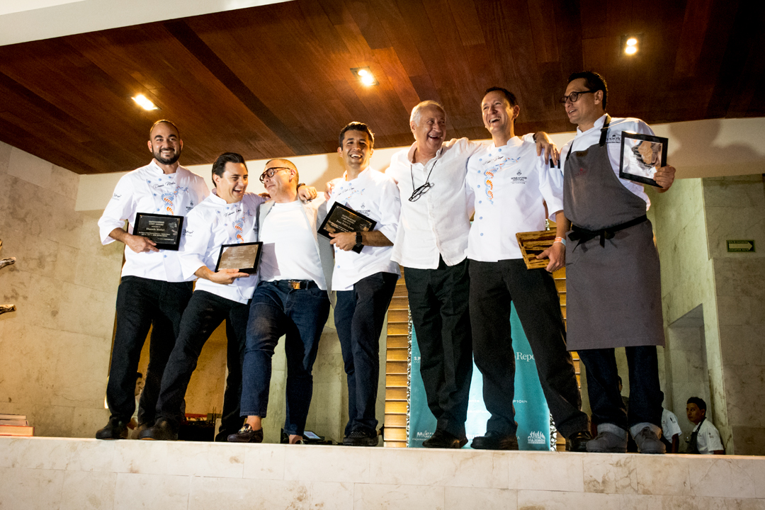 5 1 - Los mejores chefs de Quintana Roo en Wine and Food Festival