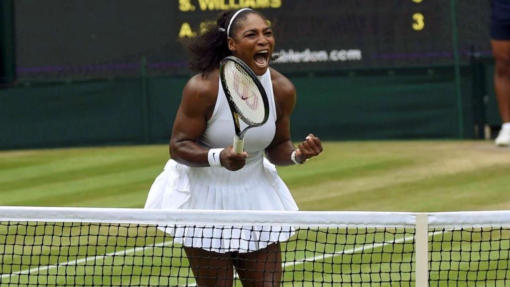 699259 serena williams reuters 1024x576 - El nuevo premio de Wimbledon 2018 te hará querer tomar clases de tenis