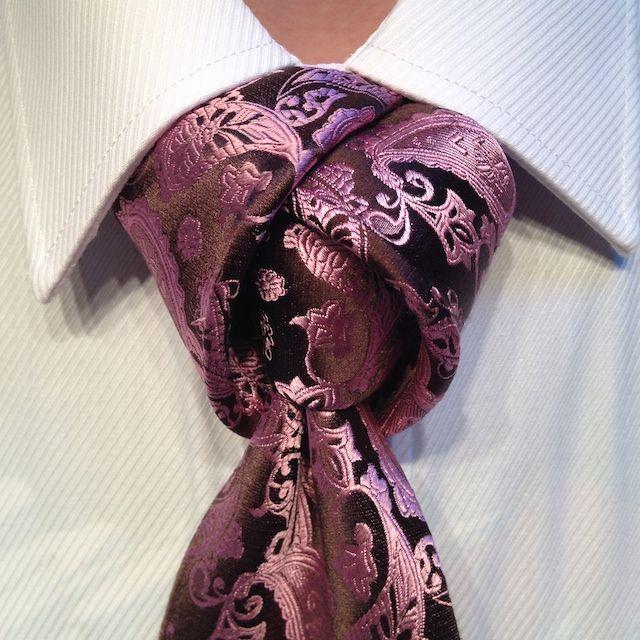 6ae1c3c5cad2fcf03192d2728b93825e - 5 nudos de corbata que debes conocer si quieres presumir de tu estilo