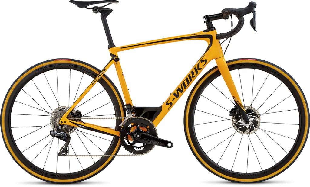 La naranja mecánica estrena bicicleta para festejar 50 años en la F1