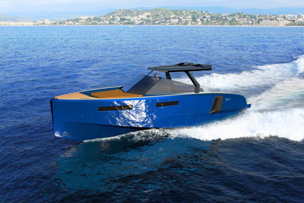Conoce las novedades de Evo Yachts para Cannes Yachting Festival 2017
