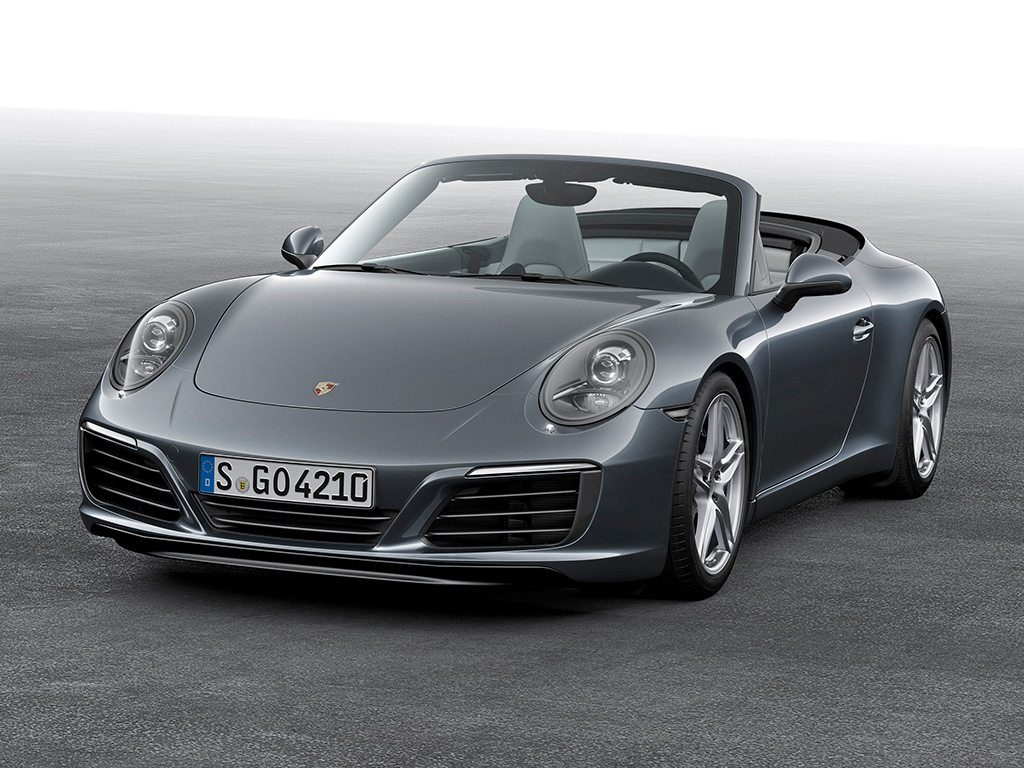 Nuevo Porsche 911 Carrera