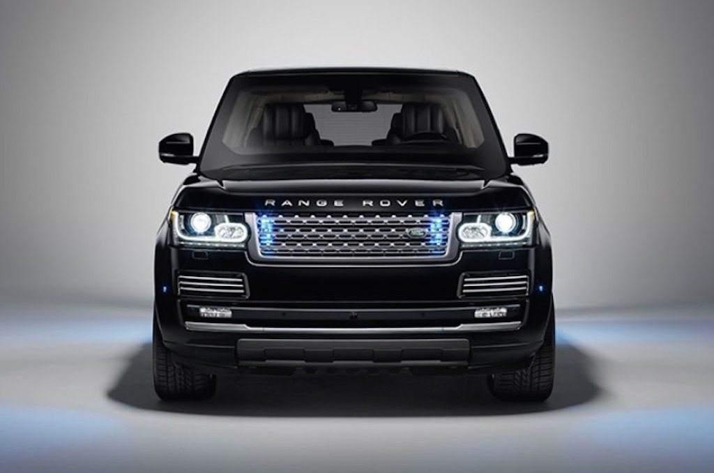 El SUV a prueba de bombas: Range Rover Sentinel