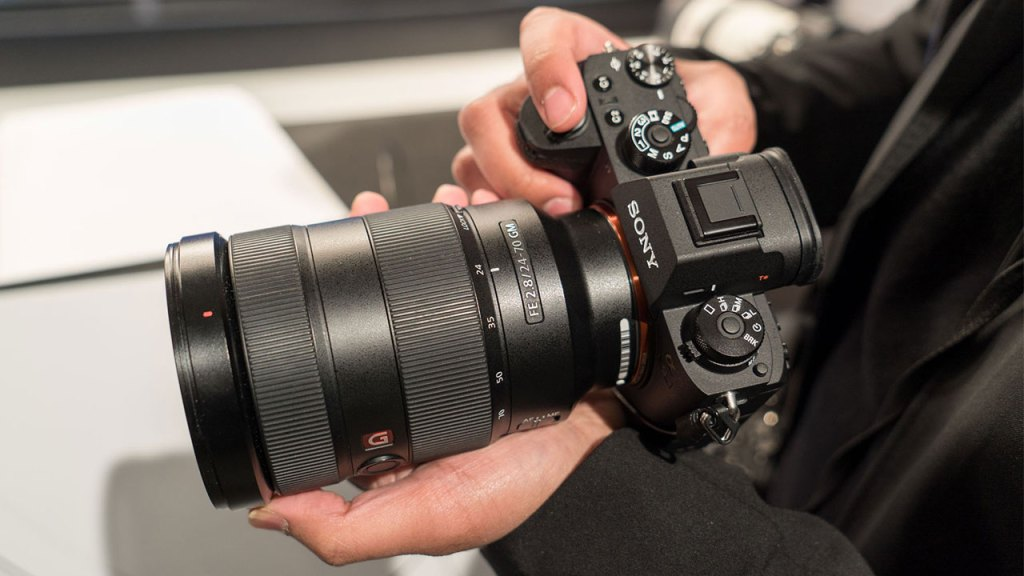 Sony Alpha 9 es la cámara que el deporte necesitaba