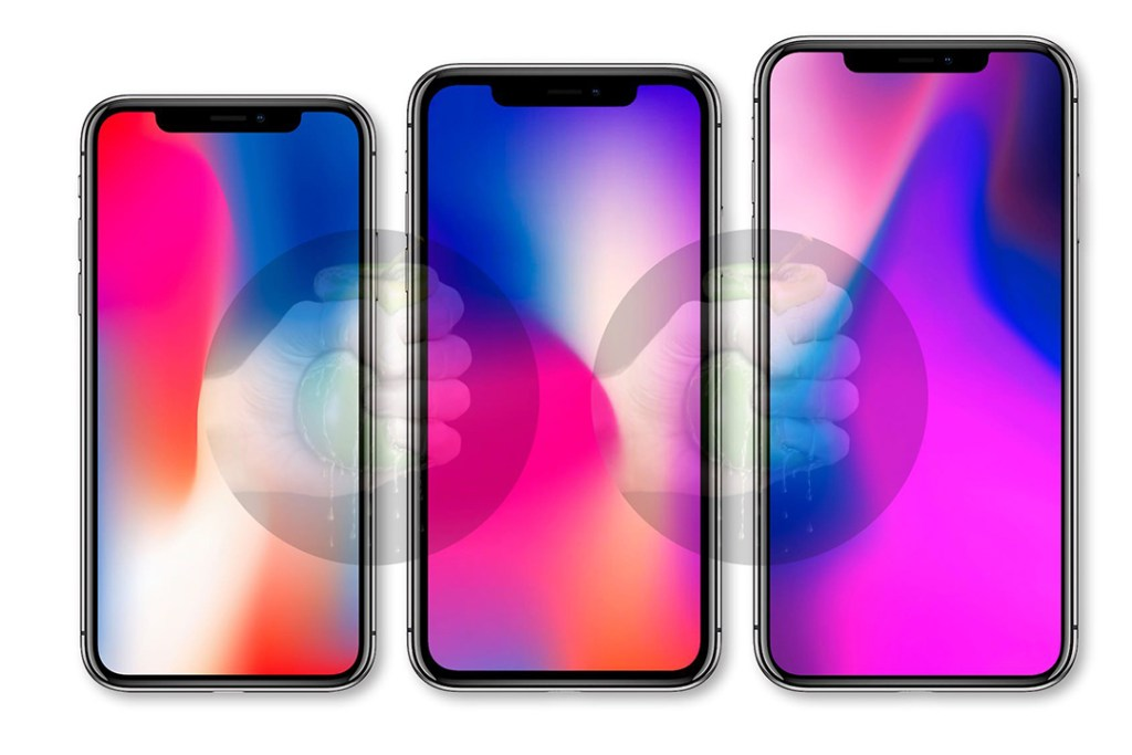 Apple revela de manera accidental que el iPhone X será enorme