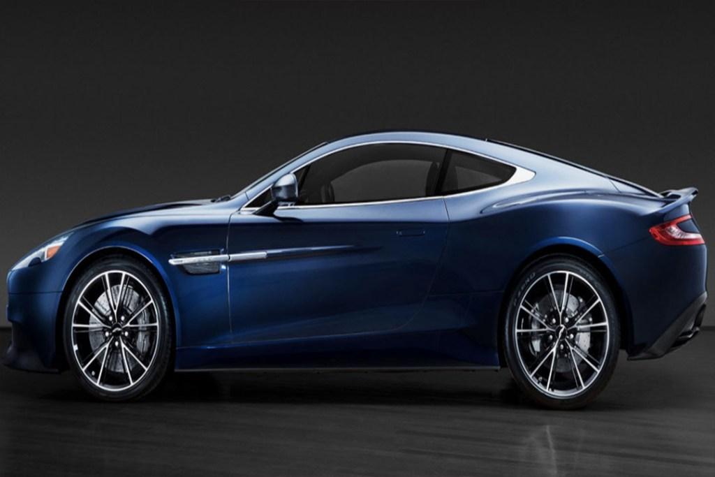 Daniel Craig subasta su Aston Martin