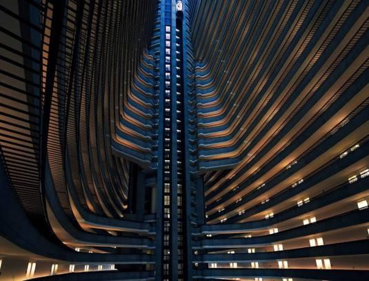 Atlanta Marriott Marquis - Top 10: escenarios de película que puedes visitar en vacaciones