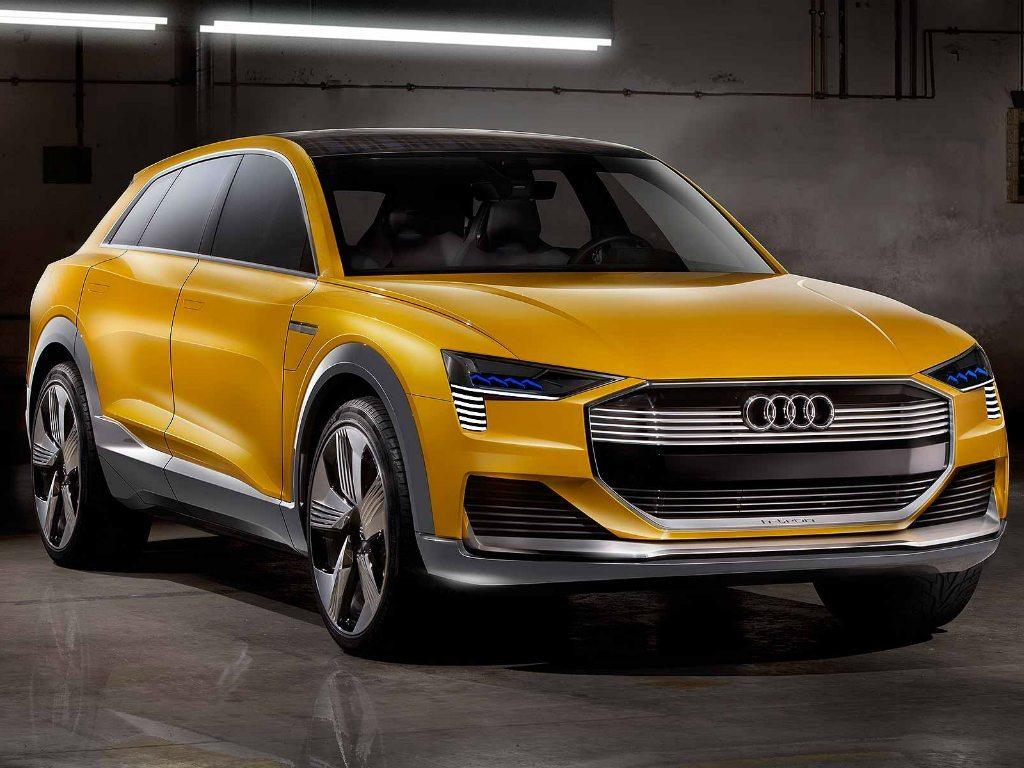 La SUV de Audi que funciona con hidrógeno