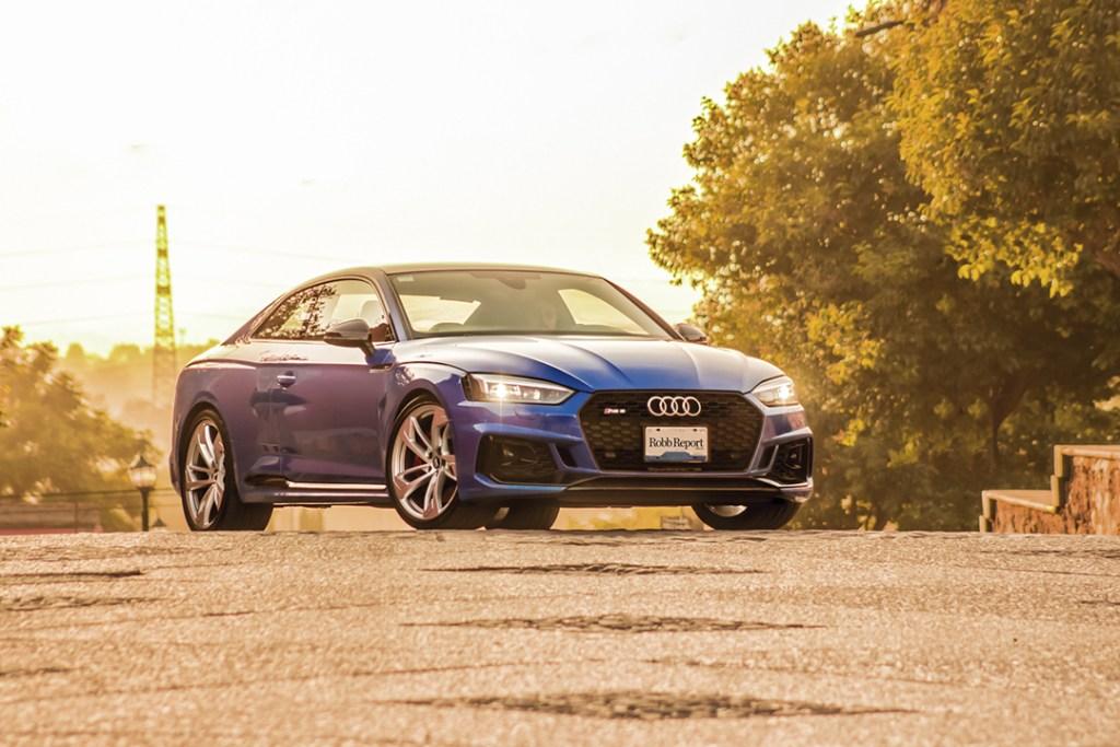 Audi RS5, el amor surge a primera vista