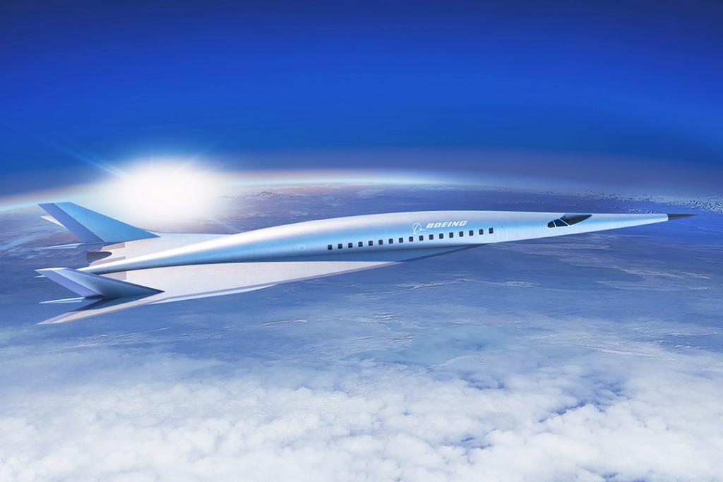 aviones1 1024x683 - Tres aviones supersónicos que podrían conquistar el cielo