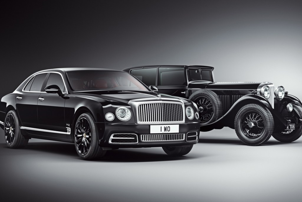 Para celebrar su centenario, Bentley lanzará 100 ejemplares de un nuevo Mulsanne
