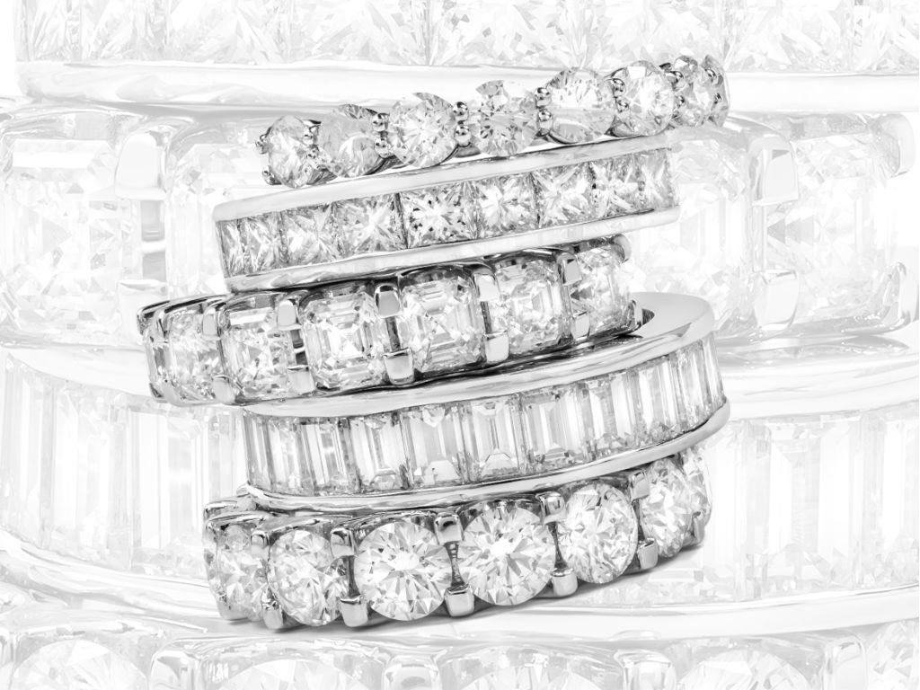 Berger nos dice cómo elegir el mejor diamante