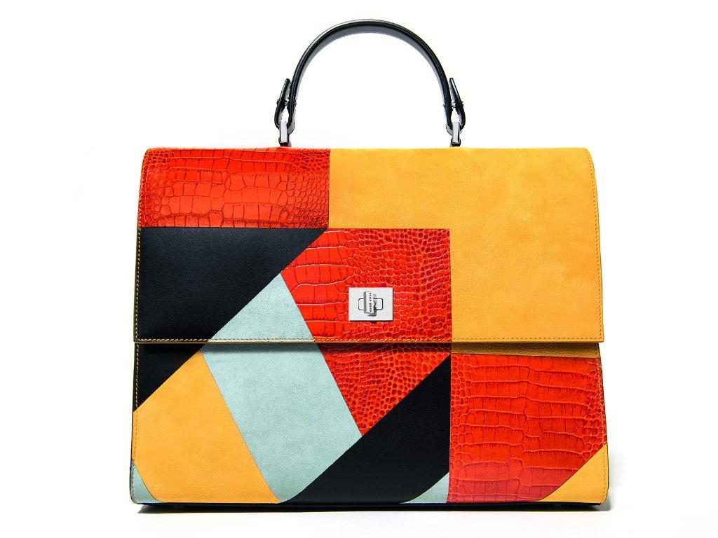 La artística colección de bolsas de Hugo Boss
